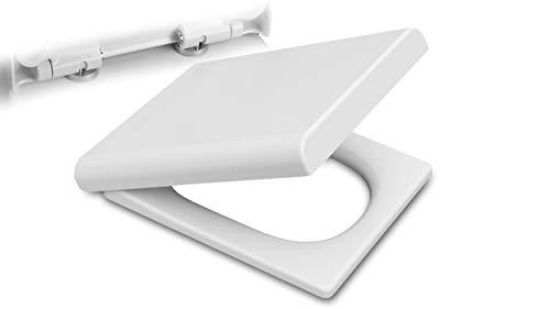WC Ersatzsitz für EAGO HEIDELBERG WD333 mit Softclose Funktion (EAGO 333 Serie) -