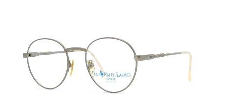 Ralph Lauren Herren Brillengestell Grau Grau