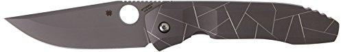 Spyderco Taschenmesser Nirvana, Grau, One Size Preisvergleich