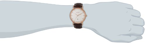 GANT Men's Quartz Watch W70435 with Leather Strap