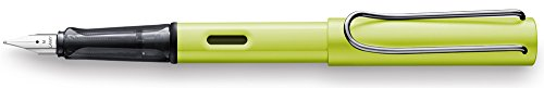 Lamy Al Star Charged Green Füllhalter Feder M