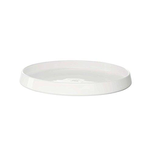 ASA 9310005 Bol en Porcelaine Blanc 33 x 33 x 6 cm