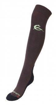 Busse Socken Micro-DEO, Acavallo®, 35-38, braun