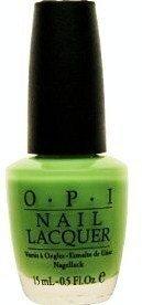 OPI BRIGHTS ~GARGANTUAN GREEN GRAPE~B44 Nagellack 15 ml (Opi Nagellack Grün)