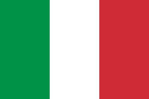 Italie Drapeau de 150x 250cm