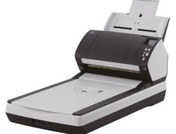 FI-7260 DOCUMENT SCANNER Includes PaperStream IP (TWAIN/ISIS) 60 ppm / 120 ipm @ 300dpi, A4 FB + ADF for up to 80 sheets @ 80g/m² , supports use of optional A3 Carrier Seet,