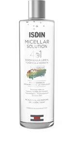ISDIN Agua Micelar 4 en 1 - 400 ml.