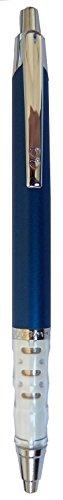 Preisvergleich Produktbild PaperMate hochwertiger Gelschreiber PM 880 mettalic blue mit blauer Gelmine