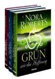 Ring-Trilogie , Grün Blau Rot wie das Glück ( = 3 Bände) ; 9783868009057