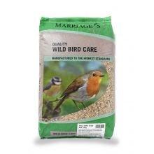 marriages Wild Mangeoire pour oiseaux Mélange, pour hiver/été, 20 kg