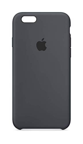 Apple Coque en Silicone (pour iPhone 6s) - Gris Anthracite