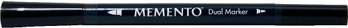Memento Dual-Tip Marker-Tuxedo Black - Möbel Tuxedo