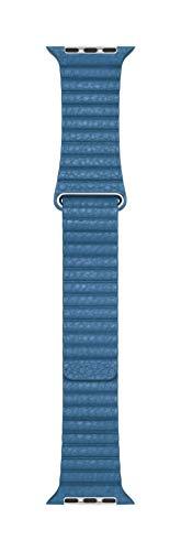 Apple Watch Correa Loop piel azul cabo 44mm - TallaM