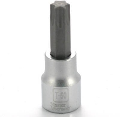 APEX TOOL GROUP-ASIA 264432 Master Mechanic 3/8 Drive T-50 Torx Bit Socket by Apex Tool Group