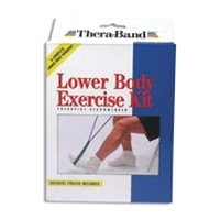 Theraband Exercise Kit, Lower Body (TB27080) Category: Self Care Products -