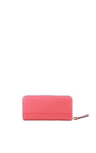 Calvin Klein Jeans - M4rissa Large Ziparound, Portafogli Donna Lipstick Red (Rosso)