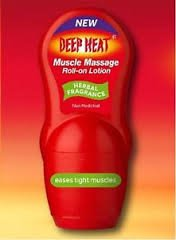 DEEP Heat Roll On 50G, 410 g