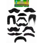 Best Dressed Moustache #11 - Choose From 12 Listed Moustaches For Fancy Dress! (Moustache Fancy Dress)