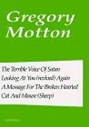 Plays: v. 1 by Gregory Motton (1995-08-31)