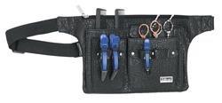 Trend Design Belt 3 Bauchtasche schwarz 1er Pack (1 x 1 Stück)