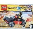 LEGO World Racers: World Race Boghei Jeu De Construction 30032 (Dans Un Sac)