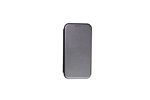 Custodia Iphone 7, MOVITEL alta qualità di pelle–A scomparsa protettiva caso di plastica duro Cover case Metallo