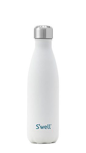 S'well Insulated Stainless Steel Water Bottle 17 oz. Moonstone by Swell