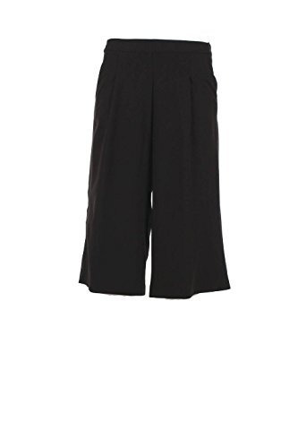 Pantalone Donna Verysimple 46 Nero Va16-223cr Autunno Inverno 2015/16