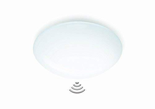 Hengda® 12W Sensor LED Deckenleuchte Wandleuchte mit Radar Bewegungsmelder Sensorleuchte Automatikleuchte Automatiklampe Ø 300mm - Radar-sensor
