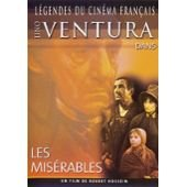 DVD les Miserables by Lino