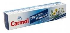 Carmol Pflanzen-Mundgel