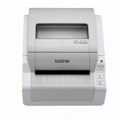 Brother TD4000 - Impresora Etiquetas Tickets Uso Comercial
