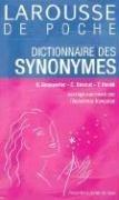 Larousse De Poche - Dictionnaire Des Synonymes par From Editions Larousse