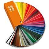 RAL K5 Gloss Chart Book Shades 2016 Edition