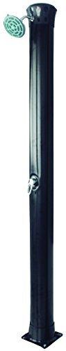 well2wellness® Aluminium Solardusche 'Exquisit' 40 Liter