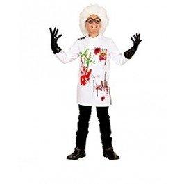 �Kostüm für Kinder Wissenschaftler (158cm/11–13Jahre), mehrfarbig, S (Wissenschaftler Kostüm Für Mädchen)