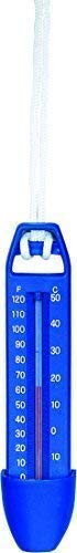 well2wellness® Poolthermometer/Schwimmbad Thermometer Blau