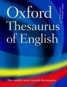 Thesaurus of English (1Cédérom)