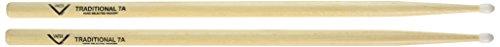 tional 7AN Hickory-Nylon Tip Drumsticks ()