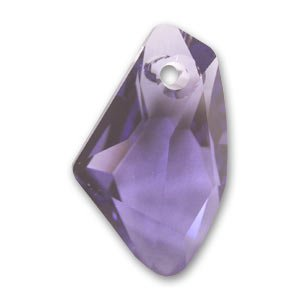 Galactic Vertical Swarovski 6656 19 mm Tanzanite x1