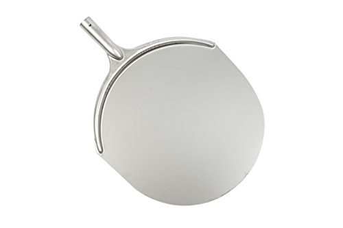 Falci - Spezial-Pizzaschaufel rund (Durchmesser: 30 cm), aus Edelstahl, 249965-30S -