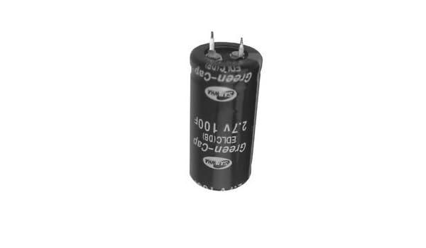 1Pcs NEW Super capacitor 2.7V100F ultra capacitor farad capacitor 2.7V 100F