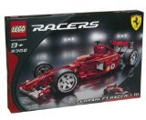 LEGO Racers 8386: Ferrari F1 Racer 1:10
