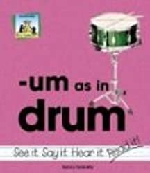Um As in Drum by Nancy Tuminelly (2003-01-02)