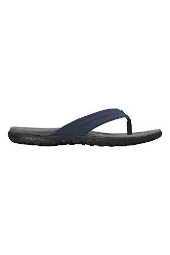 Mountain Warehouse Holiday Womens Flip Flops Blu navy