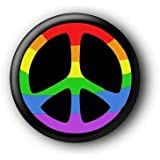 Peace Button #2 (2,5cm)