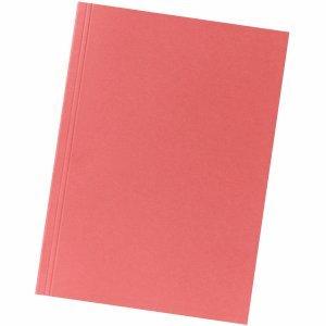 Falken 100 x Aktendeckel A4 230g/qm Karton Rot