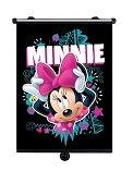 Preisvergleich Produktbild Minnie Mouse Rollo für das Auto, universal einsetzbar mit Haken und Saugnapf stabil, fröhliches Reisemotivonnoe ;pm