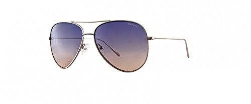 Opium UV Protected Aviator Unisex Sunglasses - 593|59 mm| Multi colour Lens image