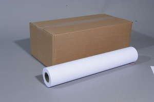 Plotterpapier Colour 90g unbe. wei 914mm x 50m 6 Rollen VE=1